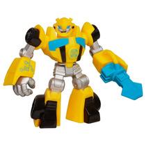 Boneco Transformers Robô Mini Bots Bumblebee Hasbro A2126