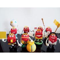 Coleção Completa Happy Mc Donalds 2014 Na Copa Mc Lanche !!!
