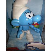 Boneco Smurf Apolo! Articulado! Os Smurfs! Frete Grátis!!!