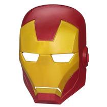 Máscara Básica Homem De Ferro Vingadores - Hasbro