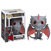 Game Of Thrones - Drogon Boneco Pop Vinil Da Funko 10cms