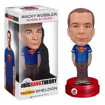 Sheldon - The Big Bang Theory - Funko Wacky Wobbler Fu-3610