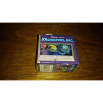 Monstros Sa Miniatura Monsters Inc. Disney Pixar Mini Sulley