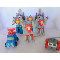#161# Miniatura Transformers Mc Donalds Hotweels Com 2robos