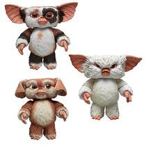 Gremlins Série 5 - Conjunto Completo Neca - Três Figuras