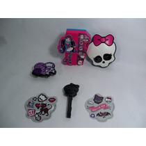 Bonecos Monster High Mc Donalds - Complete Sua Coleção