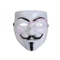 Máscara V De Vingança - Anonymous - Menor Preço