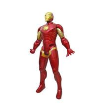 Brinquedo Boneco Articulavél Homem De Ferro 3 Marvel