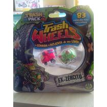 Trash Wheels Blister Com 2 Série 1 Ex-zército