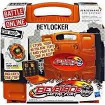 Maleta Beyblade Beylocker C/ 1 Beyblade - Hasbro 30437