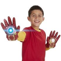 Luva Eletronica Iron Man/ Homem De Ferro Guerra Civil Hasbro