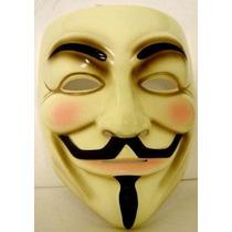 Máscara Filme V De Vingança For Vendetta Frete Barato