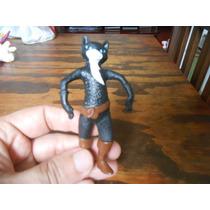 Personagem Gato De Botas - Coleção Mcdonald