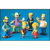 Bonecos Desenho The Simpsons Valor Por Unidade