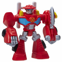 Transformers Rescue Bots Heatwave O Robô Bombeiro B0348