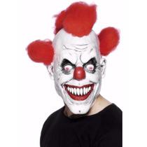 Mascara Palhaço Assassino Látex Pronta Entrega!!!