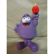 Brinquedo Turma Do Ronald Papa Shake Burger Mc Donald