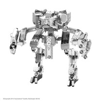 Mini Réplica De Montar Halo Unsc Mantis Metal Earth