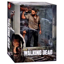 The Walking Dead: Rick Grimes - 25 Cm - Mcfarlane Toys