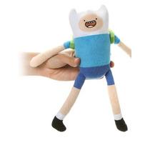 Personagem De Pelúcia Finn Do Hora Da Aventura Do Cartoon