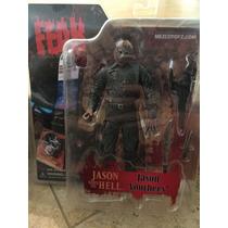 Jason Goes To Hell, Mezco, Terror, Novo, Muito Raro