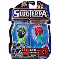Slugterraneo Basic Figure 2 Pack - Lariat & Fandango