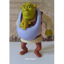 Mc Donalds Shrek Com Bebe