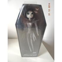 O Estranho Mundo Jack - Jack Porcelain Doll - Neca - Novo
