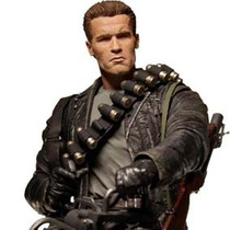 Action Figure Terminator 2 T800 Cyberdyne Showdown - Neca
