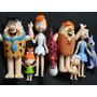 Fred Vilma Pedrita Barney Betty Bambam Flintstones Crianças