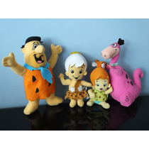 The Flinstones Mc Donalds Desenho Tv Pelucia Hanna Barbera