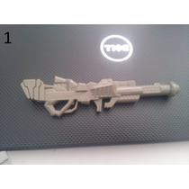 Lote Armas Acessórios Max Steel Mattel