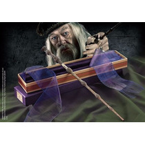 Varinha Harry Potter Noble Collection Dumbledore Olivaras
