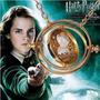 Colar Com Pingente Vira Tempo Hermione Harry Potter Original