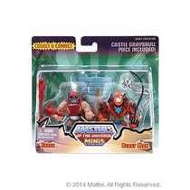 Motu,mini Masters Zodac Vs Beast Man