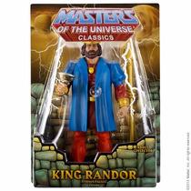 King Randor - Motuc - Caixa Branca E Lacrado!!!