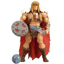 # Boneco He-man King Grayskull Coleção Masters Of Universe #