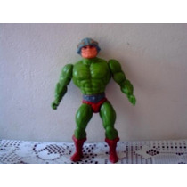 Boneco 12 Mentor Raro He-man Anos 80 Original