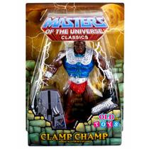 # Clamp Champ Masters Of The Universe Classics Motuc He-man