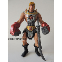 Masters Of The Universe: Mega Punch He-man (lv 8)