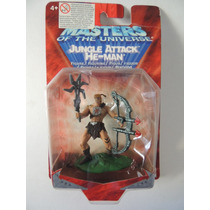 Masters Of The Universe: He-man - Jungle Attack - Mattel