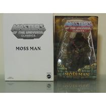 He-man, Master Of The Universe Classics *moss Man*