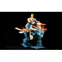 Mestres Do Universo - He Man Dragon Walker - Mattel - Motuc