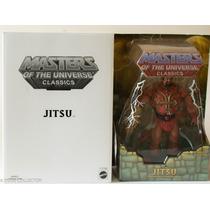 He-man, Motuc, Master Of The Universe Classics *jitsu*