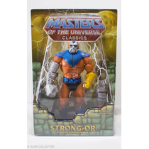 He-man, Master Of The Universe Classics *stong Or*