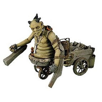 Hellboy 2 - The Golden Army - Série 2 - Goblin - 18 Cm Mezco
