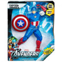 Boneco Vingadores Avengers De Ataque-capitao America-hasbro