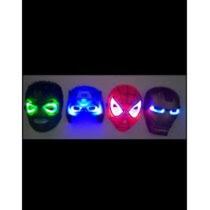 Os Vingadores Máscara Com Luz
