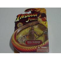 Indiana Jones : Boneco Ucha Warrior
