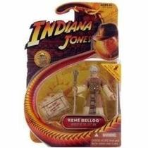 Boneco Indiana Jones - René Belloq - Frete Grátis!!!
